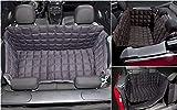 Doctor Bark 2-Türer-/ Cabrio-Autoschondecke - All-Side-Schutz - für die Rückbank und den gesamten Fond-Bereich passend für alle Cabrios und Coupés in DREI Größen und DREI Farben