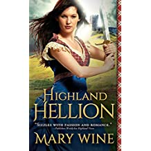 Highland Hellion (Highland Weddings Book 3) (English Edition)