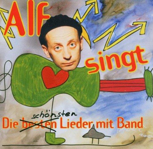 Preisvergleich Produktbild Alf singt die schönsten Lieder mit Band