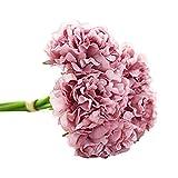 Profusion Kreis Künstliche Pfingstrose Fake Blumen Bouquet für Hochzeit...