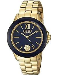 Amazon.es  Versace - Azul   Relojes de pulsera   Mujer  Relojes 5ee5c2da30c5