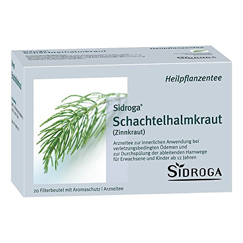 Sidroga Schachtelhalmkraut Tee Filterbeutel 20 stk