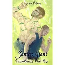 James: Giant (FableLands Book 6)