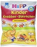 Produkt-Bild: Hipp Knabber Sternchen mit Früchten, 30 g