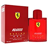 Ferrari Racing Red homme/men, Eau de Toilette, Vaporisateur/Spray 125 ml, 1er Pack (1 x 125 ml)