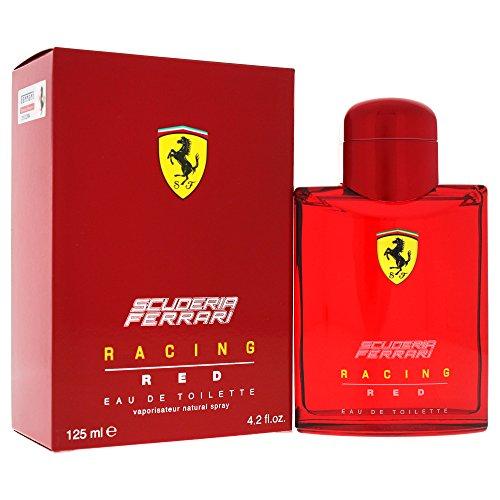 Ferrari Scuderia Racing Red Eau De Toilette, 125 ml - 1 Unità