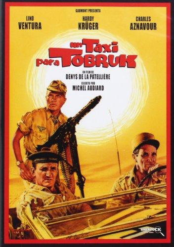 Un Taxi Para Tobruk (Import Dvd) (2008) Lino Ventura; Hardy Krüger; Germán Cob