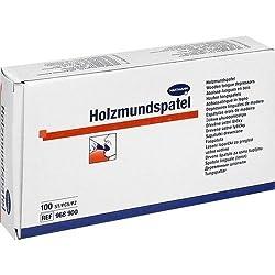Holzmundspatel Hartmann, 100 St