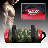 We R Sports Camouflage Puissance Sac Force Corps Formation Aptitude Exercice Gym Crossfit MMA (15 Kg)
