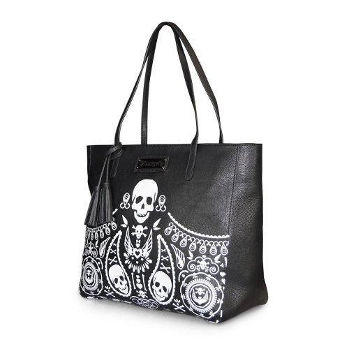 loungefly-womens-tote-bag-black-standard-size