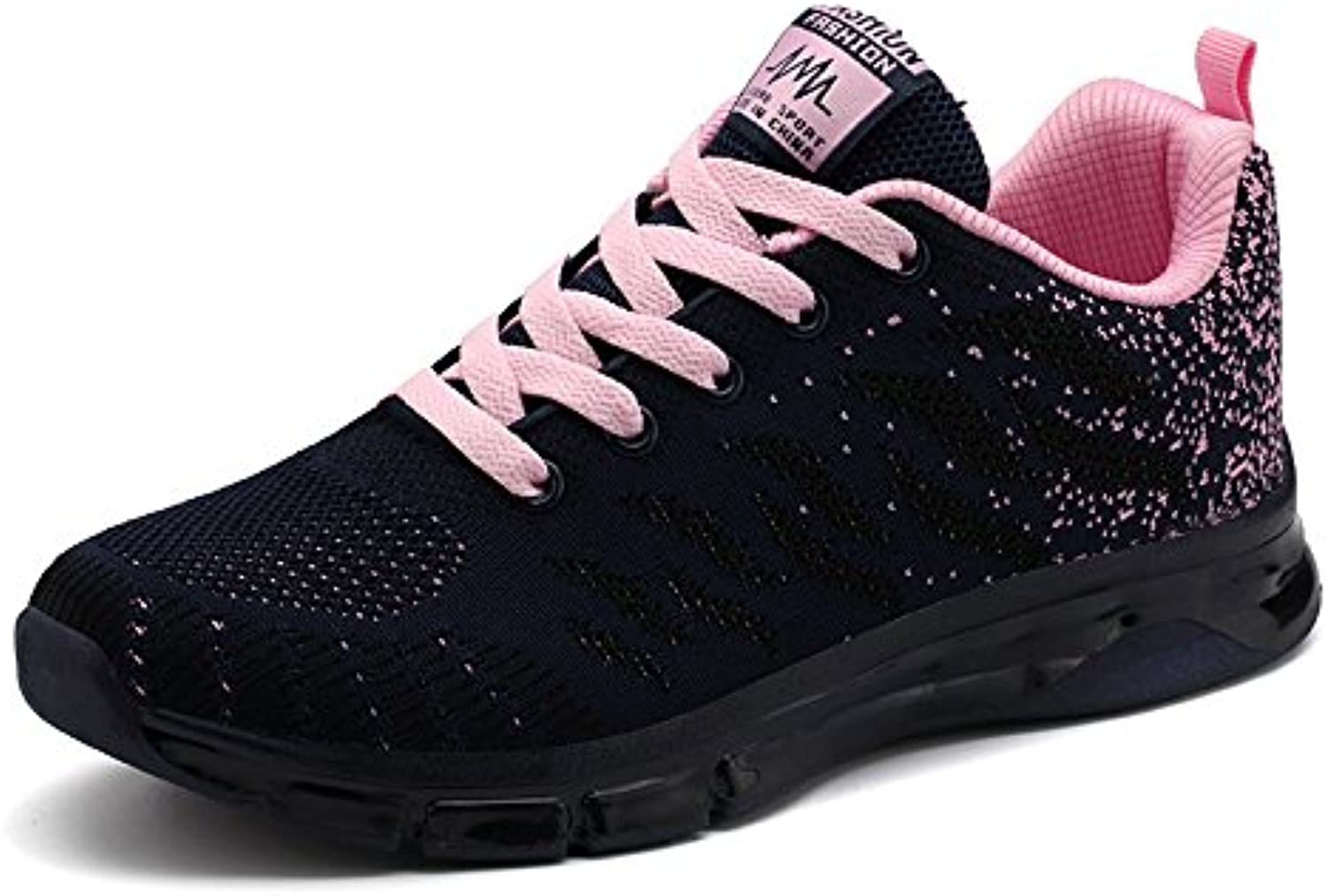 Hasag Spring New Flying Woven Shoes Air Cushion Zapatos Deportivos Mesh Running Shoes Estudiante Zapatos Casuales...