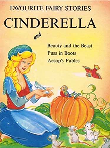 Cinderella and Beauty And The Beast, Puss In Boots and Aesop's Fables