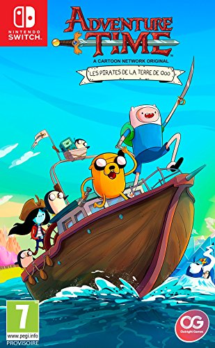 Adventure Time: Les Pirates de la Terre de Ooo pour Nintendo Switch