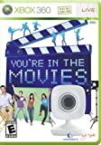 You're in the Movies inkl. Live - Vision Kamera - [Xbox 360]