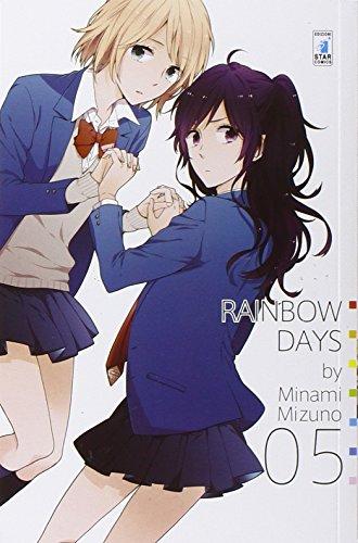 Rainbow days: 5 (Turn Over) por Mizuno Minami