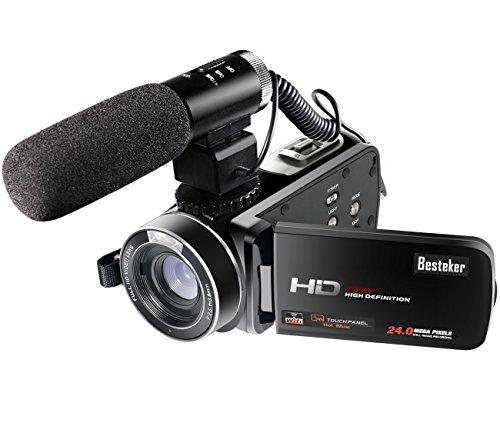 Caméra Full HD- Besteker