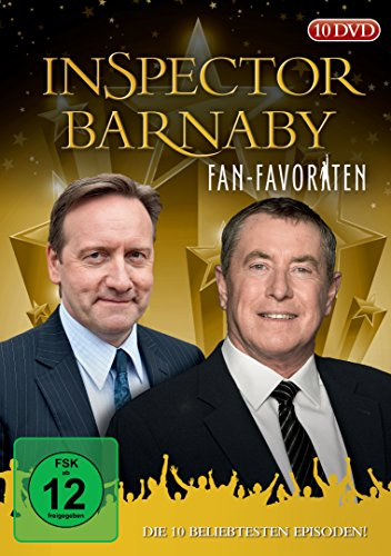 Inspector Barnaby: Fan-Favoriten [10 DVDs]