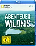 Abenteuer Wildnis Vol. 4 - National Geographic [Blu-ray] [Blu-ray]