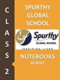 #4: Spurthy Global School Class 2 Notebook Bundle