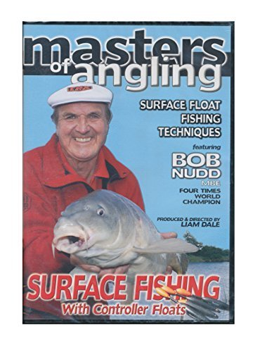 Bob Float (Masters of Angling - Surface Fishing With Controller Floats - Bob Nudd [DVD] [UK Import])