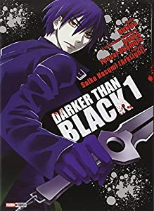 Darker than Black Edition simple Tome 1