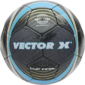 Vector X Cup Final Football, Size 5