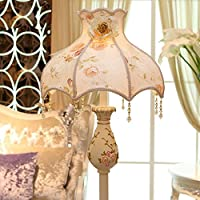 SSBY Elegante, minimalista living comedor dormitorio lámpara de pie, lámparas de la iluminación creativa salón cálido vintage