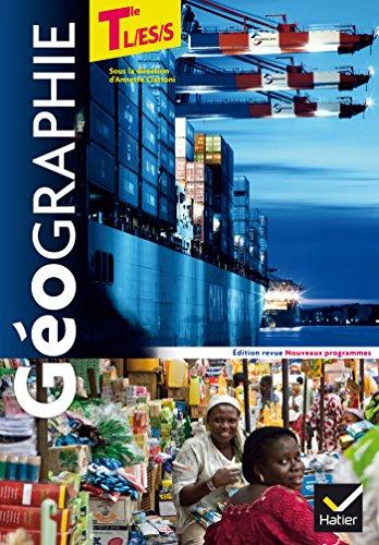Géographie Tle L/ES/S éd. 2014 - Manuel de l'élève (Géographie Lycée)