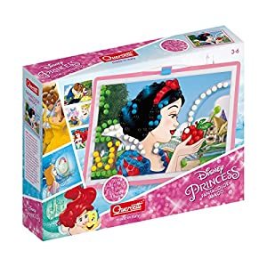Quercetti-Disney Princess magnetino Tales, 55