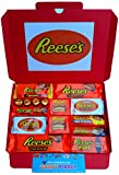 Reese's Large American Candy Hamper 32cm x 23cm | Peanut...