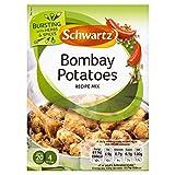 Schwartz Authentic Mix Bombay Potatoes, 33 g
