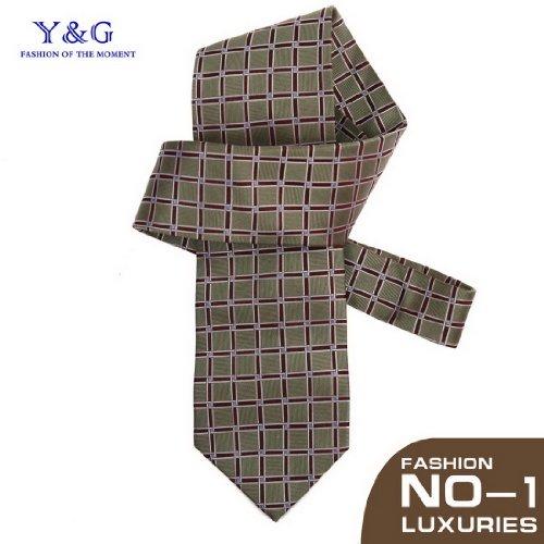 Y&G Herren Krawatte UK-CID-035-05