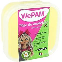 Cleopatre PFW - Porcelana fría, 145 gramos, color vainilla