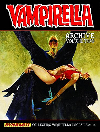 Vampirella Archives Volume 2