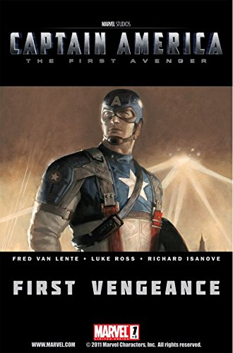 Captain America: The First Avenger #1: First Vengeance (English Edition) por Fred Van Lente