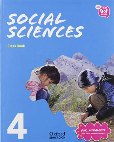 New Think Do Learn Social Sciences 4 Class Book + Content summary in Spanish Pack (Andalusia Edition)