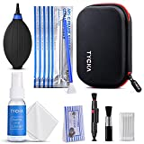 Tycka Professional Camera Cleaning Kit, 30ml Non-toxic Alcohol-free Cleaning Solution, Improved Uni-body Air