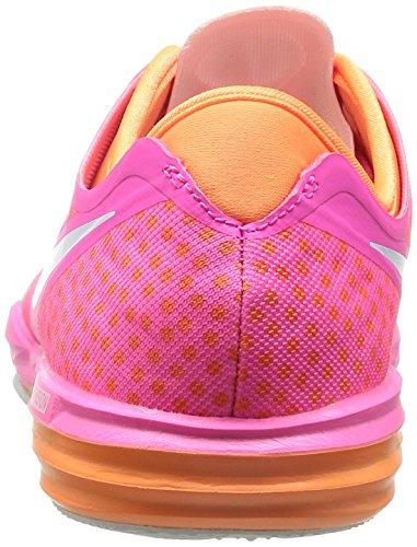 Nike - W Dual Fusion Tr 3 Print, Sneakers da donna Rosa (pink power/white-bright citrus 601)