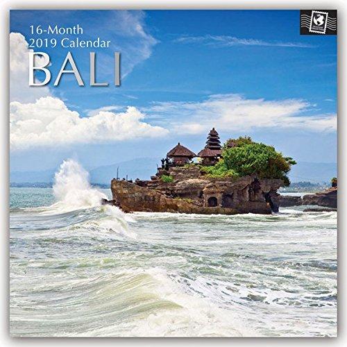 Bali 2019 - 16-Monatskalender: Original The Gifted Stationery Co. Ltd [Mehrsprachig] [Kalender] (Wall-Kalender)