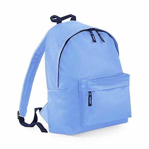 Bag base - Sac à dos école loisirs - BG125 - bleu ciel - 18L - mixte homme / femme