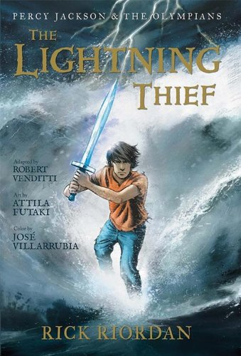 Percy Jackson and the Olympians the Lightning Thief: The Graphic Novel (Percy Jackson & the Olympians Graphic Novels)