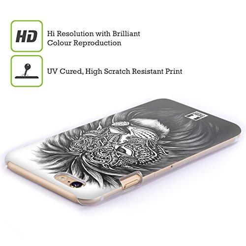 Head Case Designs Unbegrenztheitsstreifen Meine BFF Hüllen Soft Gel Hülle für Apple iPhone 6 / 6s Löwe
