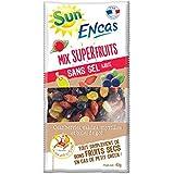 SUN Mix Encas Superfruit Cranberries Raisins Secs Myrtilles Séchées Baies de Goji 40 g -