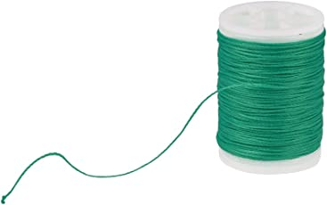 NF&E Ultrlalight110M Fiber Archery Nock Peep Bow String Serving Thread Bowstring Protect Thread Green