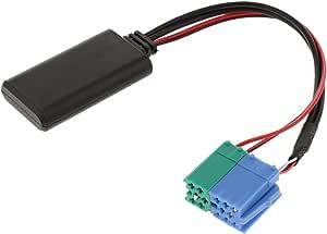 Shiwaki Bluetooth Dongle Aux In Adapter Kabel Für Becker 2000 2008 Auto