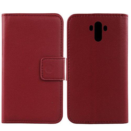 Gukas Design Echt Leder Tasche Für Ulefone Power 3 / 3s 6