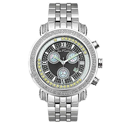Joe Rodeo diamante orologio da uomo-Tyler Argento 2Cassette