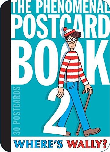 Where's Wally? The Phenomenal Postcard Book Two (Postkarten Ca)