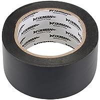 FIXMAN 192221 Isolierband 50 mm x 33 m, schwarz