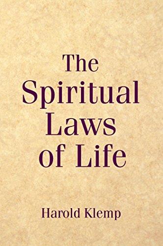 The Spiritual Laws of Life (English Edition)
